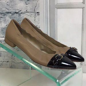 Attilio Giusti Leombruni Ballerina Shoes 36